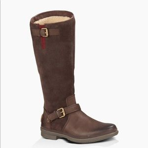 UGG Thomsen winter Boots Women leather Fall